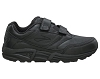 Brooks Addiction Women's Walking Shoe Black Velcro