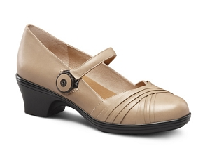 Dr. Comfort Women's Cindee Taupe