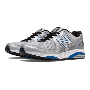 New Balance 1540 Men's Running Shoe Silver Blue