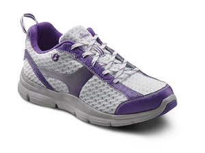 Dr. Comfort Women's Meghan Purple