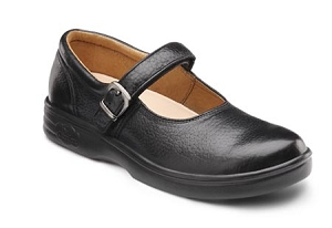 Dr. Comfort Women's Merry Jane Black