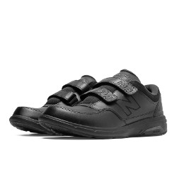 New Balance 813 Black Hook and Loop for Men