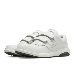 New Balance 813 White Hook and Loop for Men