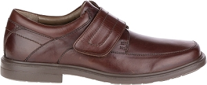 Hush Puppies Men's Peri-Hopper Strap Dark Brown