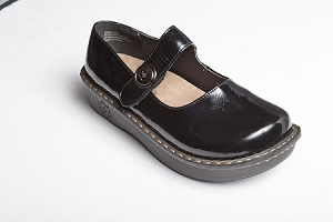 Nature Stride Women's Easy Jane Black Patent