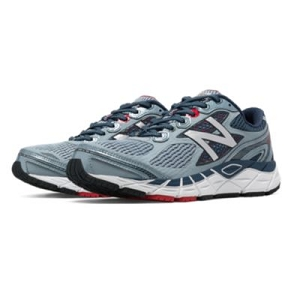 New Balance Men's Running 840 Gray/Red