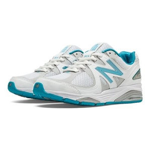 New Balance 1540 Women's Running shoe White Blue