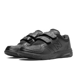 New Balance 813 Black Hook and Loop for Women